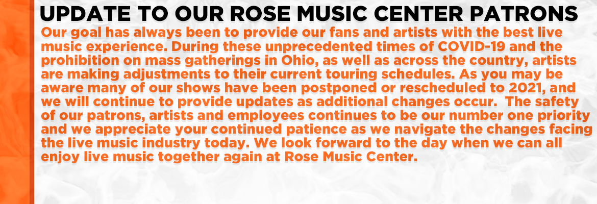 Home Rose Music Center At The Heights